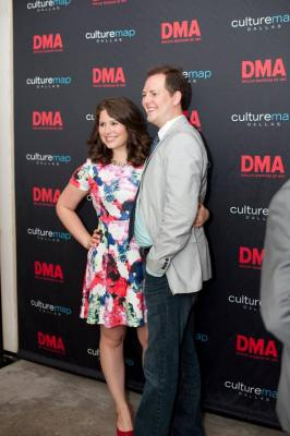 DMA Juniors walk the red carpet at Director's Cut in September 2015