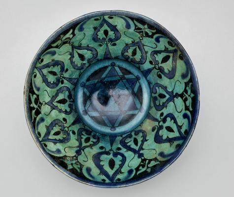 Bowl, Iran, 13th century, ceramic, The Keir Collection of Islamic Art on loan to the Dallas Museum of Art, K.1.2014.718