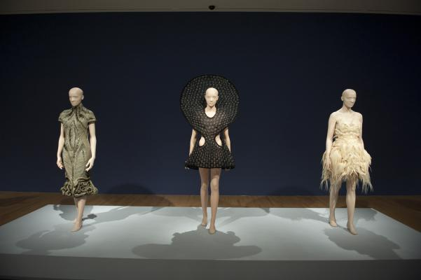 Iris van Herpen: Transforming Fashion, Dallas Museum of Art, May 2017, photo by Tamytha Cameron
