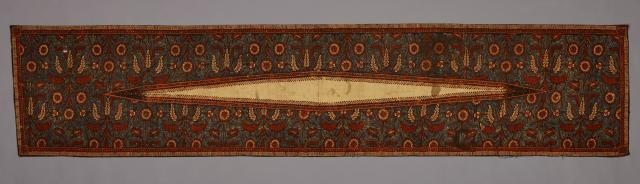 Kemben (Breast Cloth), Central Java, Indonesia, Asia, 1930, Batik on commercial cotton, Dallas Museum of Art, gift of Mr. and Mrs. Jerry Bywaters in memory of Paul and Viola van Katwijk 1982.287