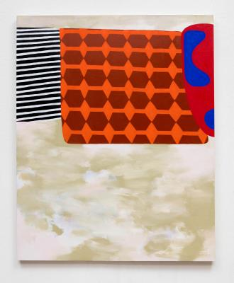 Ludwig Schwarz, Untitled (LBC7), 2016, oil on canvas, T43968.2