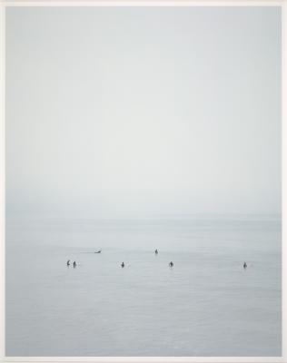 Catherine Opie, Untitled (Surfers), 2003, C-print; edition 54/75, Dallas Museum of Art, anonymous gift, 2009.30.