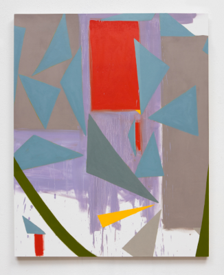 Ludwig Schwarz, Untitled (LBC6), 2015, oil on canvas, T43968.6