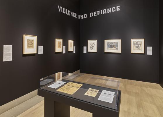"""Violence and Defiance"" at the Dallas Museum of Art"