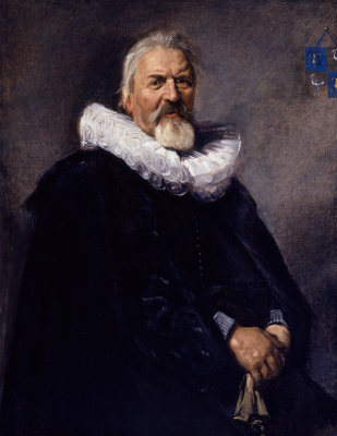 Frans Hals, Pieter Jacobsz. Olycan, c. 1639, oil on canvas, The John and Mable Ringling Museum of Art, Bequest of John Ringling, 1936, SN251