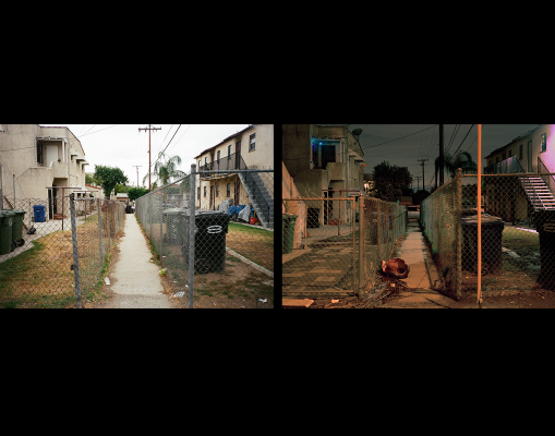 Guadalupe Rosales, Shortcut (day and night), 2017–present. Courtesy the artist